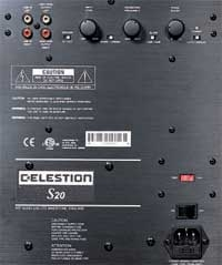 celestion avp305 - back