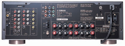 receivers - yamaha