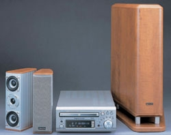 denon - new products - nov 2003