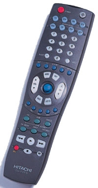 hitachit 57 inch remote