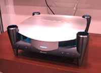 ces 2004 - day 1 - pioneer blu ray