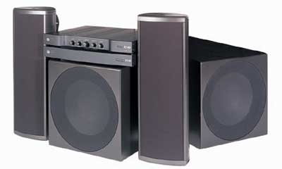 NHT Evolution L5 speakers