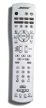 Bose Lifestyle 38 remote