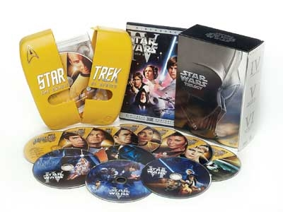 star trek box set