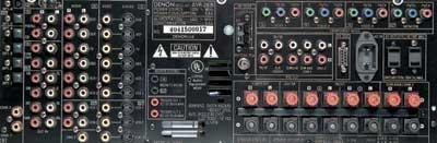 Denon AVR-2805 Digital Surround Receiver | Sound & Vision