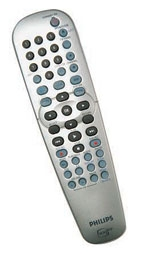 DVD Diversity Philips remote