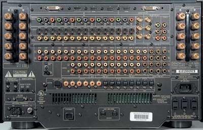 Denon Avr 5805 Digital Surround Receiver Page 2 Sound