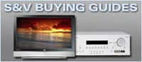 Sound & Vision Buying Guides