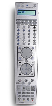 Audioaccess W.H.E.N. Audio/Video Distribution/Surround System Remote