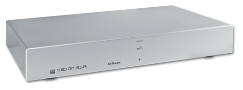 Micromega's AirStream WM-10 DAC