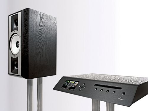 The Olive + Thiel HD Music System