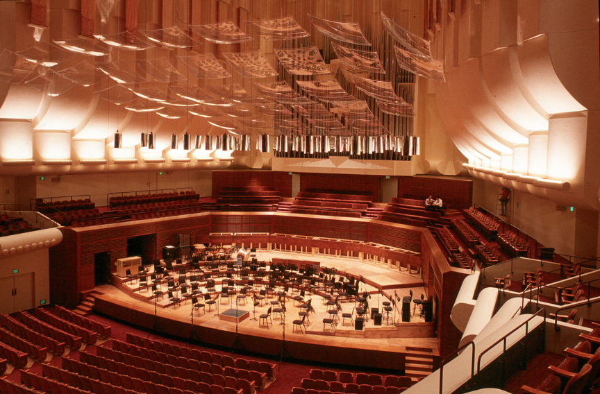 Davies Symphony Hall, home of the San Francisco Symphony