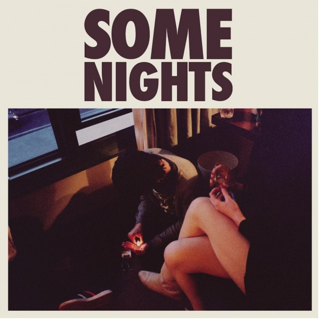 The cover of Fun.'s Some Nights album