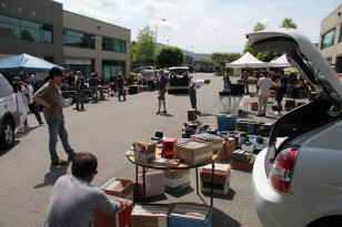 The Garage Sale at Gordon Sauck's Innovative Audio