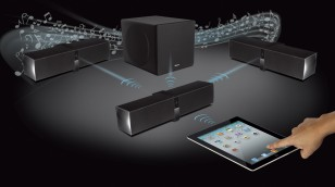 Creative ZiiSound wireless diagram