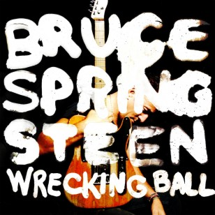 Bruce Springsteen Wrecking Ball cover image