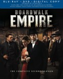 Boardwalk Empire, Season 2