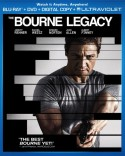 Bourne Legacy Blu-ray Cover