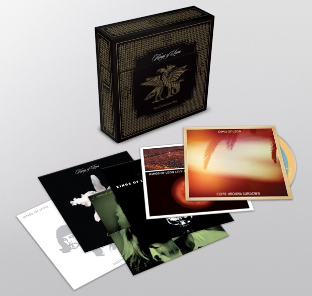 Kings Leon box