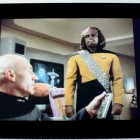 Picard, Worf...Kindle?