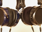 HiFiMan HE-400 and HE-500 headphones