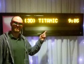 Geoff at Titanic 3D