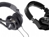 Shure and Skullcandy DJ Headphones