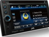 JVC KW-AV64BT Arsenal in-car Receiver