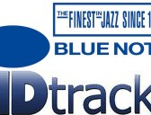 Blue Note and HDtracks logos