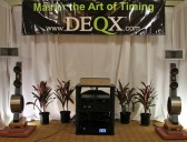 DEQX room at Rocky Mountain Audio Fest 2012