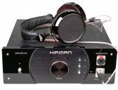 HiFiMan HE-6 headphone and EF-6 headphone amplifier