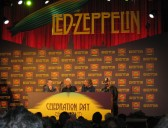 Zeppelin Press Conference at MOMA, NYC