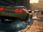 Need for Speed Most Wanted Corvette chase