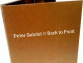 Peter Gabriel Back to Front Live