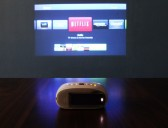 3M Streaming Projector in action