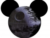 Death Star Micky Mouse Mashup