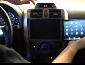 In-Dash iPad Mini