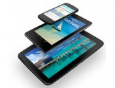 Google Nexus Tablet range