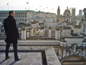 Skyfall: Bond looking over London