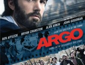 Argo Blu-ray Cover