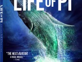 Life Of Pi Blu-ray Cover