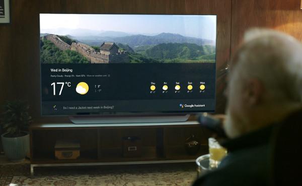 LG Previews 2018 TV Technology