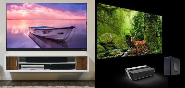 Hisense Demos New WCG Technology, Unveils Bigger, Brighter TVs