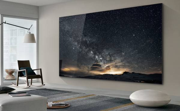 QnA VBage Samsung Expands 8K, MicroLED, Big-Screen TV Options