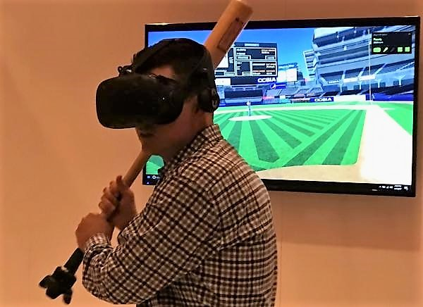 Virtual Reality Headsets Are Everywhere at CES