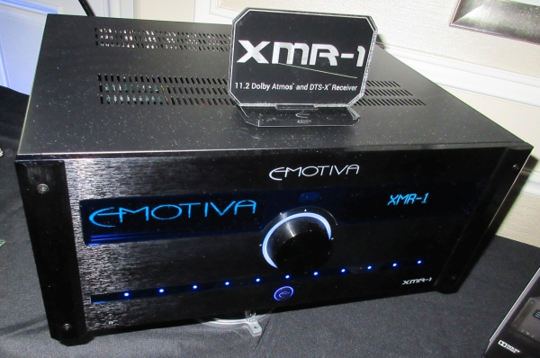 Emotiva Shows New AVR and Separates