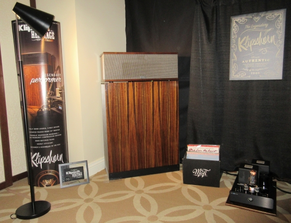 Klipsch Boasts Three Big Ones