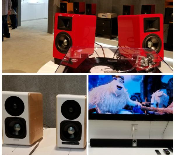 China's Edifier Debuts Impressive Array of Speakers