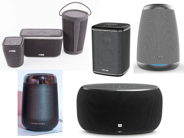 Wi-Fi Speakers Hear Voices, Add Google Assistant and Alexa