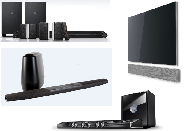 Dolby Atmos, DTS:X, Virtual Assistants Power Soundbar Launches